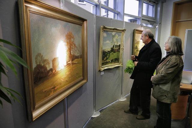 Die Maler des alten Lahrer Bürgertums