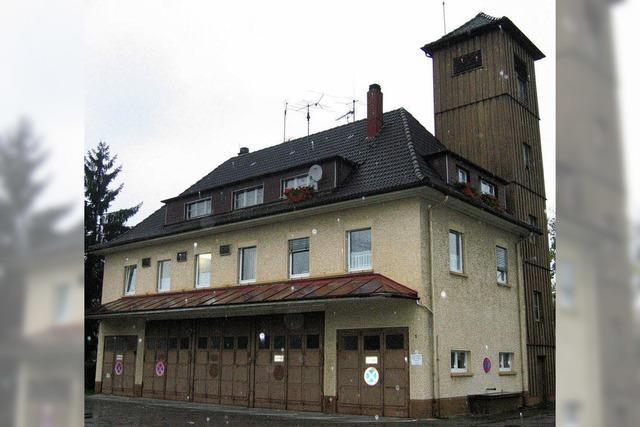 Abriss statt Bürgerhaus