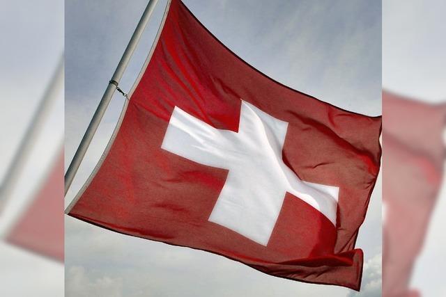 Steinbrücks Angriff empört die Schweiz