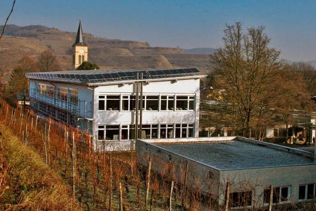 Ganztagsschule in Oberrotweil