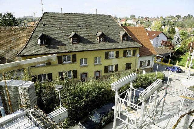 Klinikum: Kreis kauft Häuser