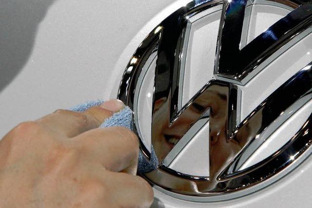 Volkswagen-Aktien durchbrechen 1000-Euro-Hürde