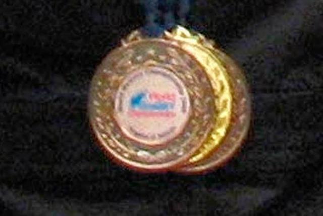 Dorothea Seitz Weltmeisterin der Junioren
