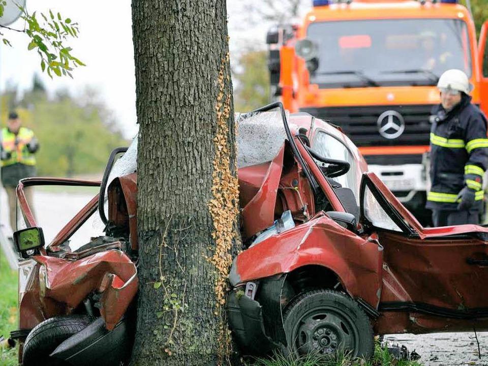 Tödlicher Unfall Freiburg
