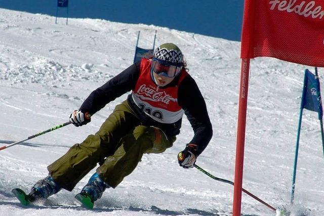 Ski heil am Feldberg