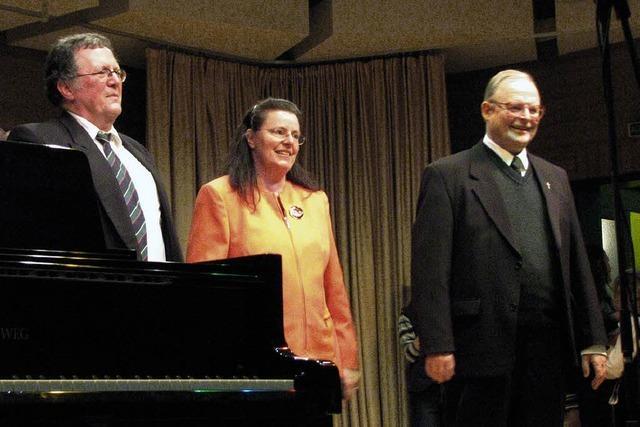 Talentschmiede für Instrumentalisten und Sänger
