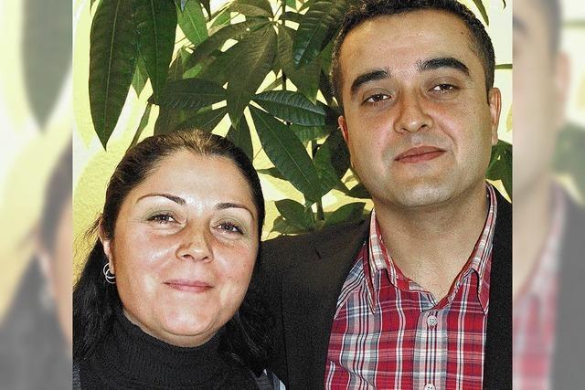 Ein türkisches Ehepaar unterrichtet fern der Heimat