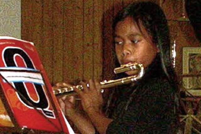 Blasmusik für junge Leute