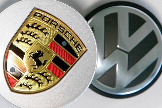 DAX trotzt dem Einbruch der VW-Aktien