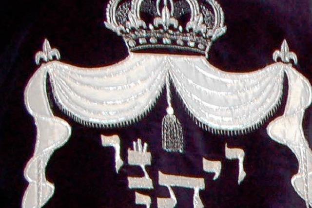 Neue Thora in Jerusalem abgeholt