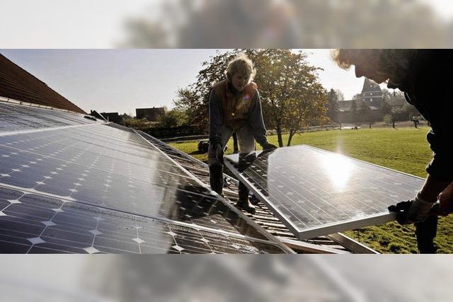 Solarstrom und -wärme künftig auch aus der Altstadt?