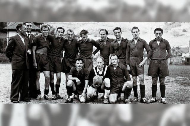 Seit 100 Jahren Fußball