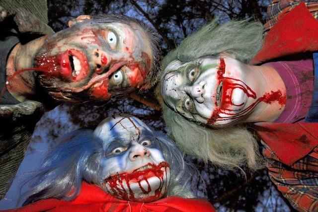 30000 Horrorfans bei den Terenzi Nights