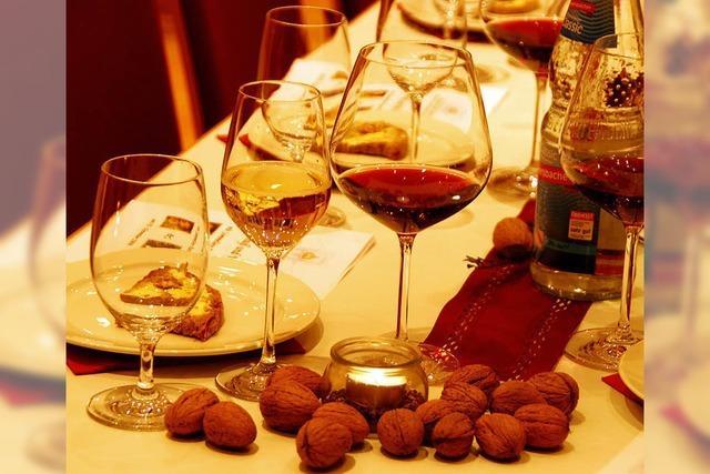 Nuss und Wein – eine Verbindung mit langer Tradition