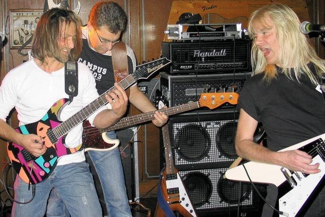 Bilder des Tages: Hard Rock