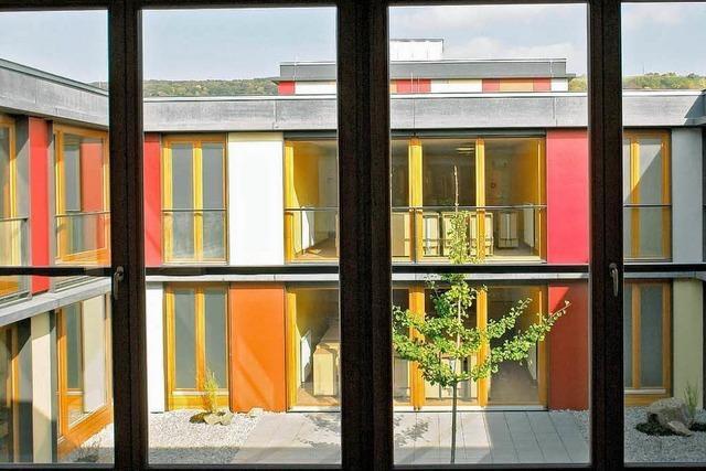 Erweiterung des Pflegeheims eingeweiht