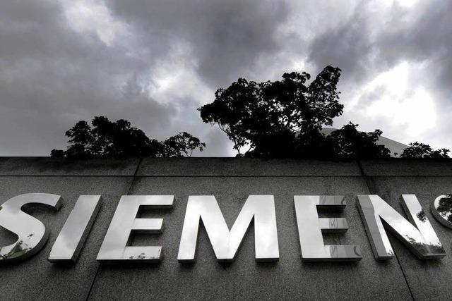 Siemens steigt aus Computer-Sparte aus
