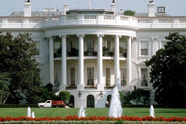 Barack Obama zieht ins Weiße Haus