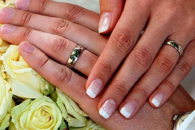 Heiraten wird teurer