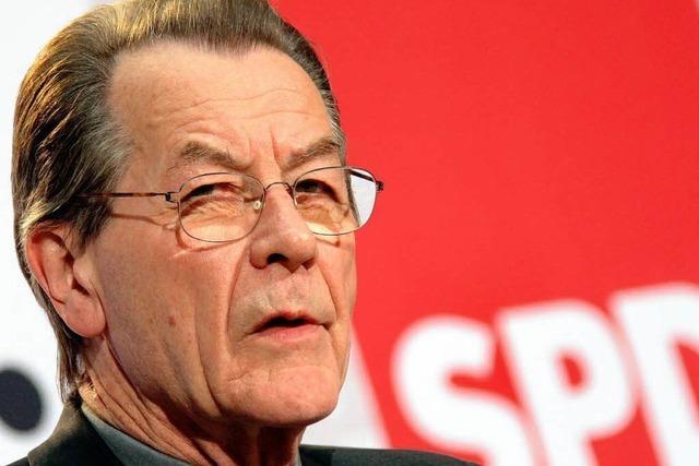 SPD wirft mit Schuldzuweisungen um sich
