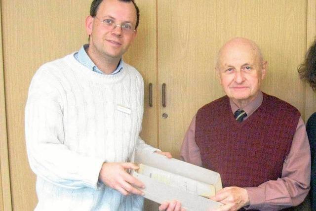 Kreisarchiv erhält jüdische Dokumente