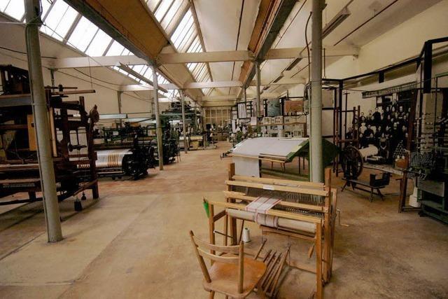 Koechlin-Spende für Textilmuseum