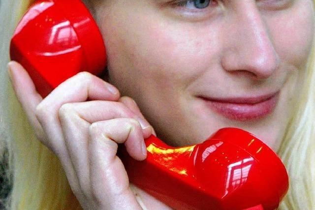 Heute Hotline gegen Schul-Stress