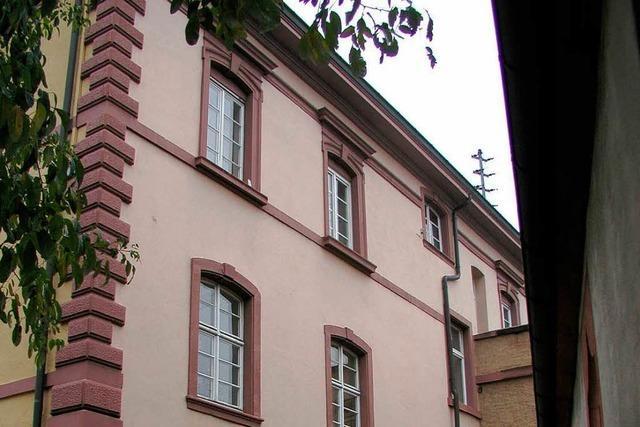 Rathaus Herbolzheim erhält einen Aufzug