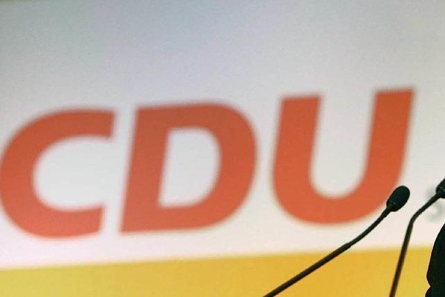 Murren an der Basis der CDU