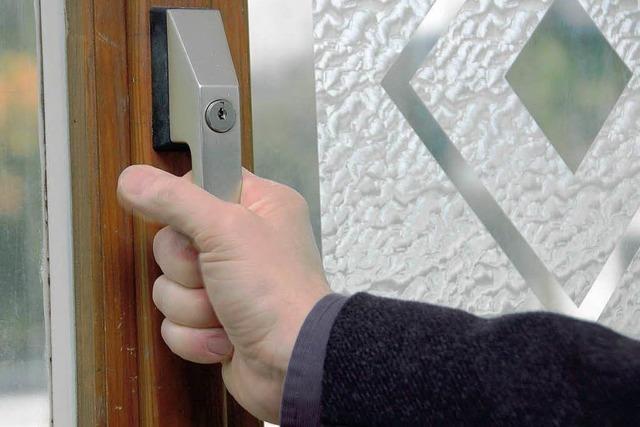 Was gegen Fensterbohrer hilft