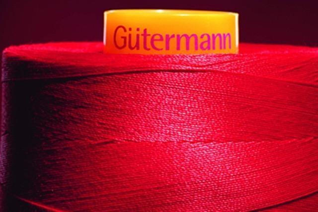 Große Sorgen bei Gütermann
