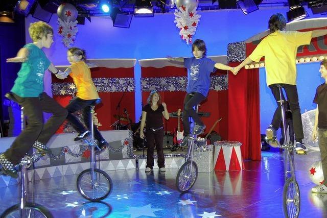 Zirkus Papperlapapp ist auf der Suche nach Freunden und Förderern