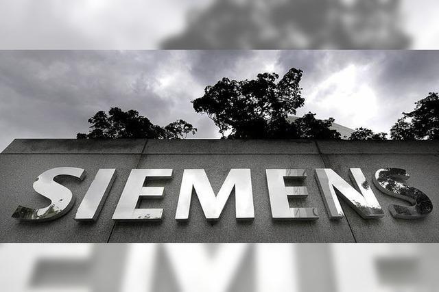 Siemens rechnet mit Milliardenstrafe