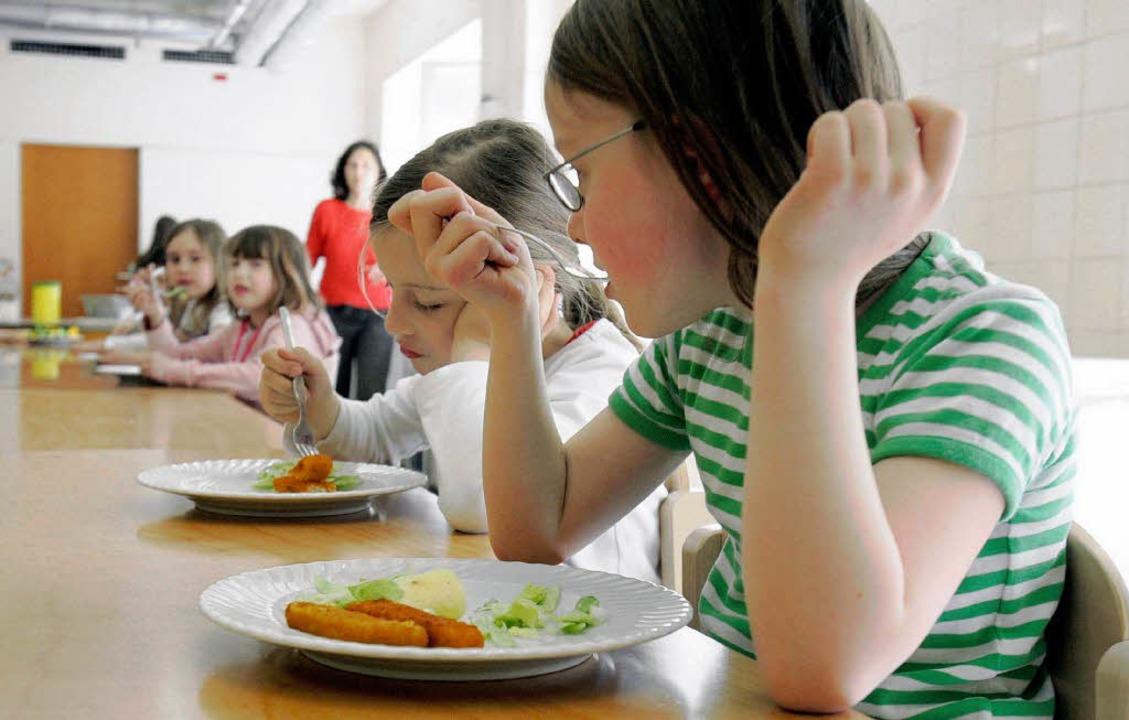 Reaktion auf die sich verändernden Anf...eutigen Gesellschaft: Ganztagsschulen.  | Foto: dpa
