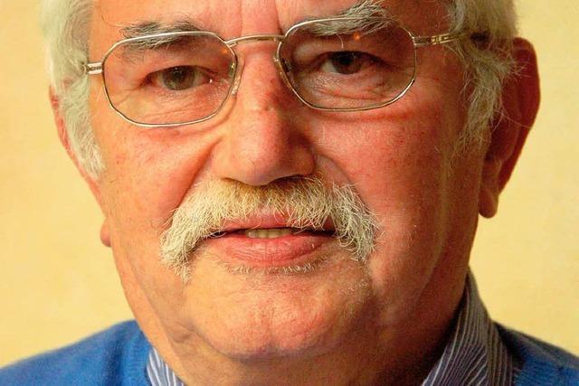 Verdienstorden für Gerhard Mahr
