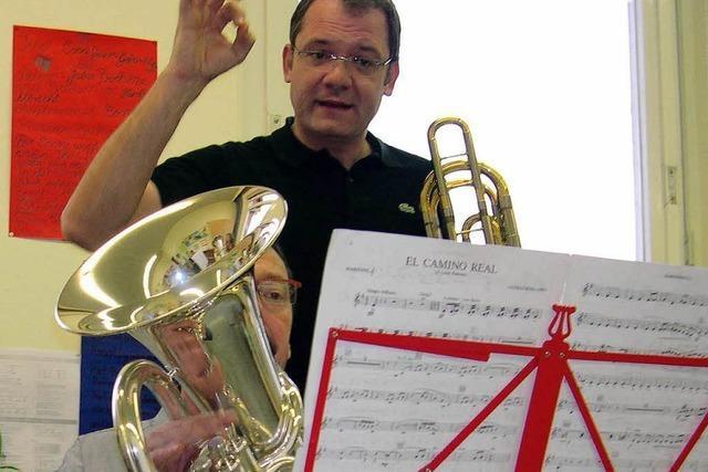 Musizieren wird für die Stadtmusiker deutlich teurer
