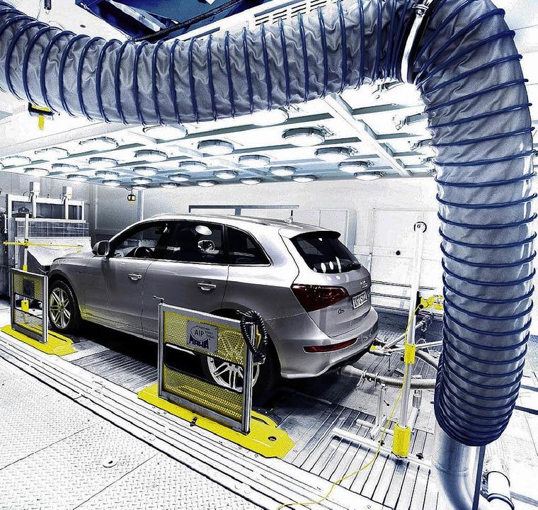 Stinker haben keine Chance: Die Autohe...uer Modelle  auf die Abgasqualitäten.   | Foto: dpa