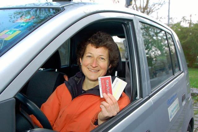 Car-Sharing für Weil am Rhein