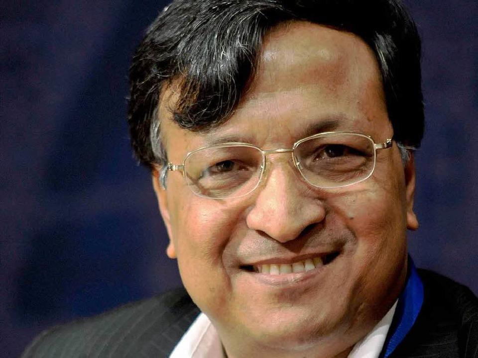 Dipal C. Barua aus Bangladesch, Gründu...ger des Alternativen Nobelpreises 2007    Foto: Thomas Kunz