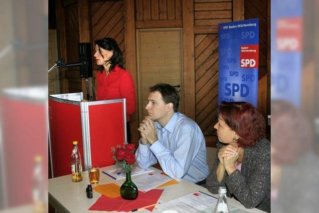 Wahl traditionell in Grafenhausen