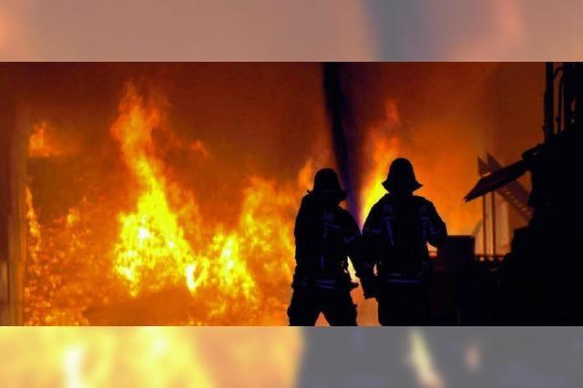 Feuer verursacht Millionenschaden