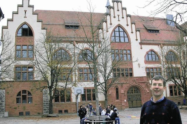 Heinrich-Hansjakob-Schule ist 100 Jahre alt
