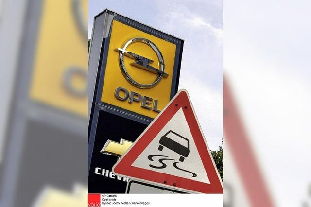 Opel-Spitze bittet Kanzlerin um Hilfe