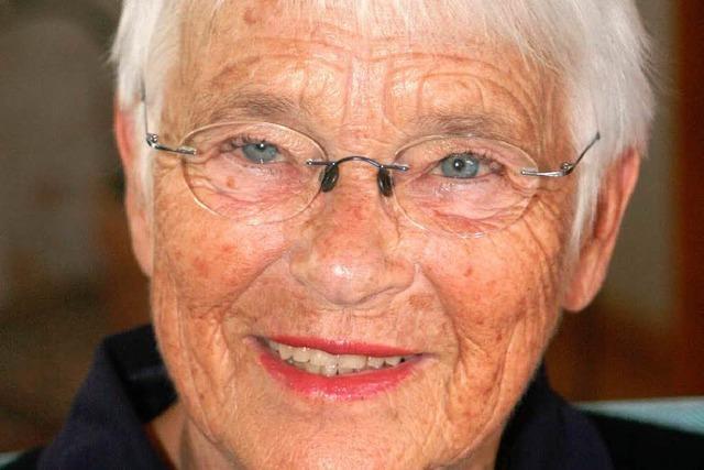 Evelyne Ganter über ihre Arbeit im Stadtrat