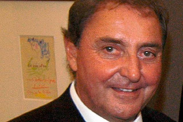 Narrenpreis 2009 geht an Horst Kary