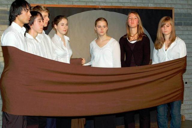 Schüler erforschen jüdische Geschichte