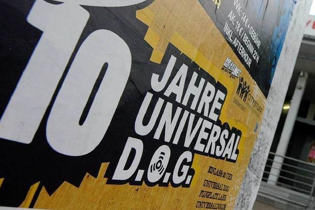 Das Universal D.O.G. in Lahr wird 10
