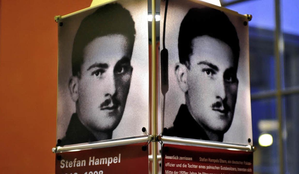 Der Deserteur Stefan Hampel  | Foto: i. schneider