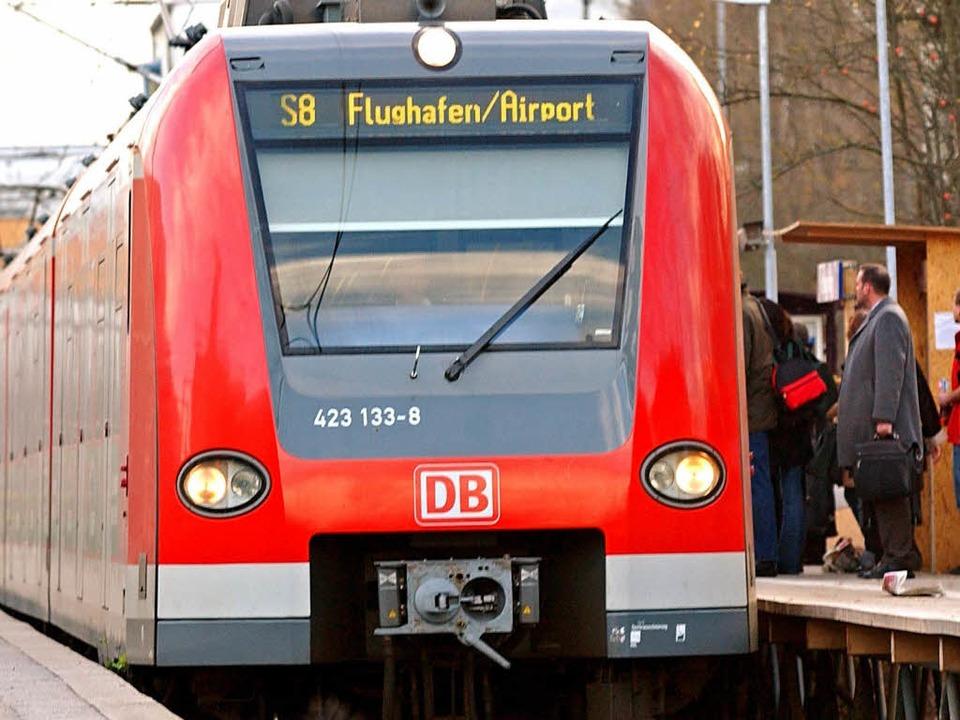 Gibt es bei Elektrotriebzügen der Bahn...ll ET 423 – Sicherheitsprobleme?  | Foto: ddp