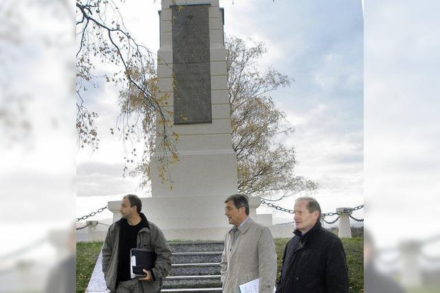 Altes Denkmal aufgefrischt